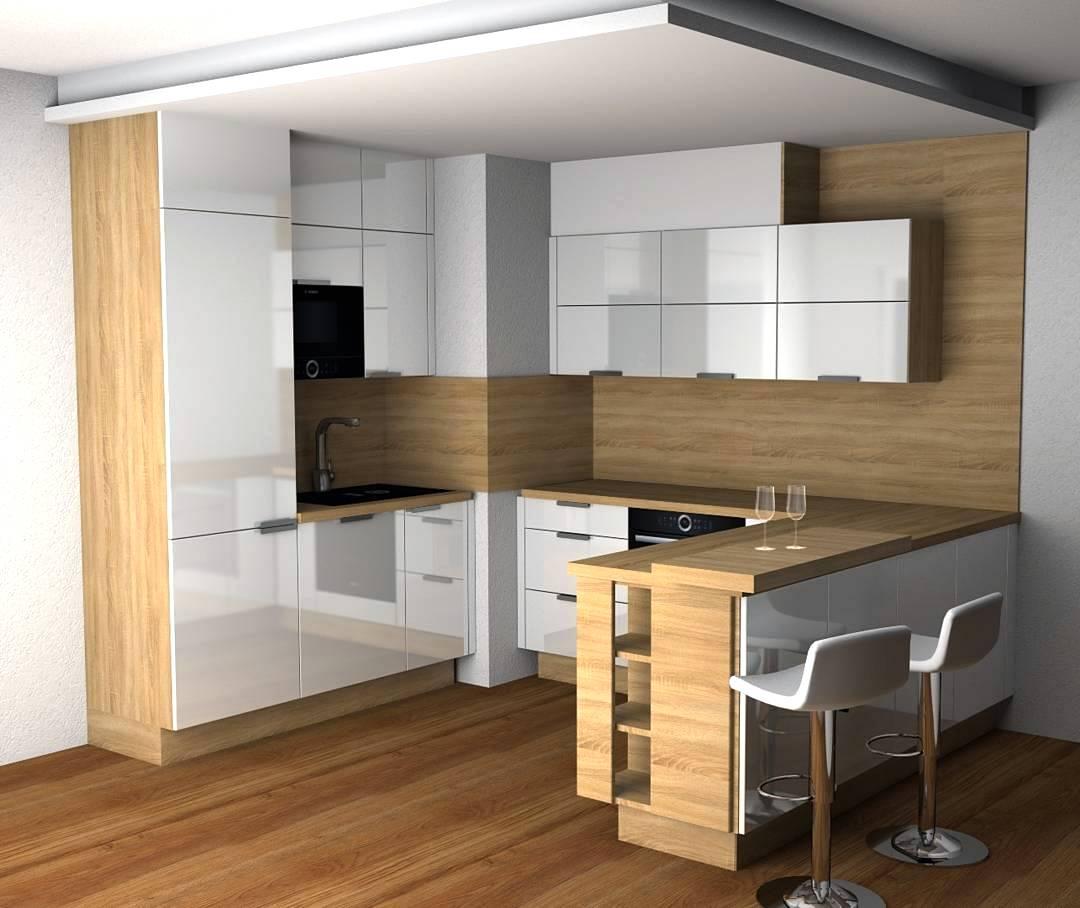 Dapur Kayu Moden Desainrumahid com