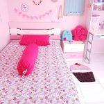 Dekor Kamar Tidur Anak Perempuan Minimalis