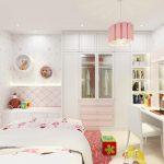Dekorasi Kamar Anak Perempuan Mewah