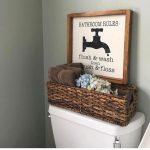 Dekorasi Kamar Mandi Biasa Dengan Bathroom Rules