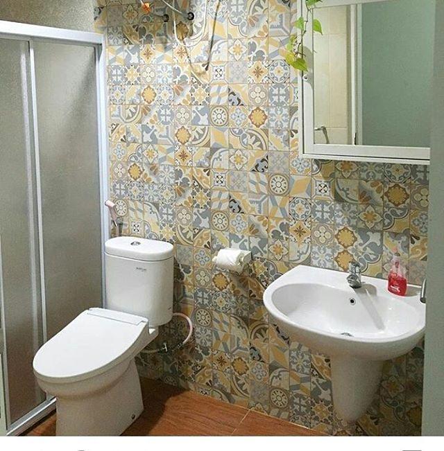 31 dekorasi kamar mandi minimalis makin unik cantik 2017