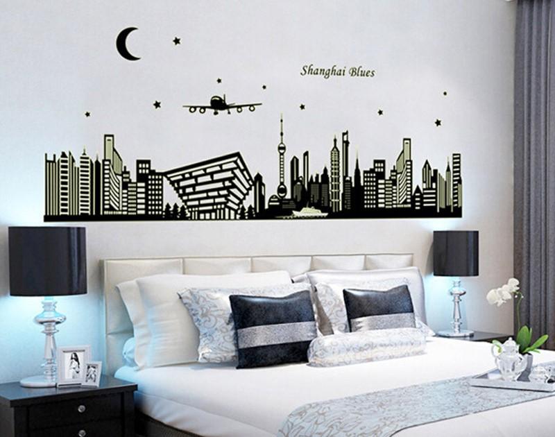 Wall sticker murah di bali custom sticker for Dekorasi kamar