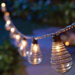 Dekorasi Lampu Hias Taman Minimalis
