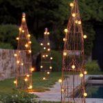 Dekorasi Lampu Taman Minimalis Unik