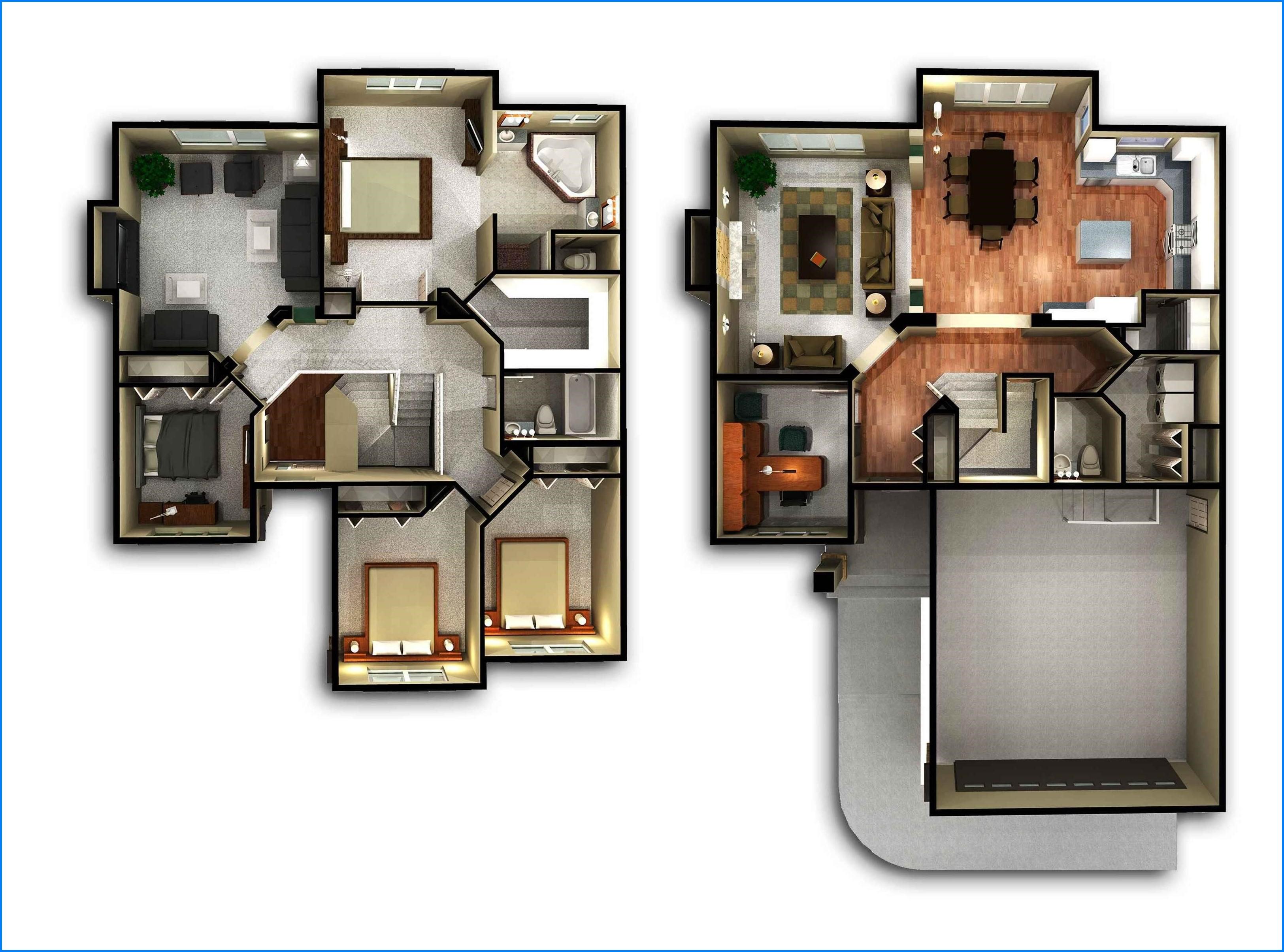 990 Koleksi Gambar Denah Rumah Minimalis Sederhana Modern 2 Lantai HD Terbaru