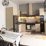 Desain Dapur Minimalis Menyatu Denga Ruang Makan
