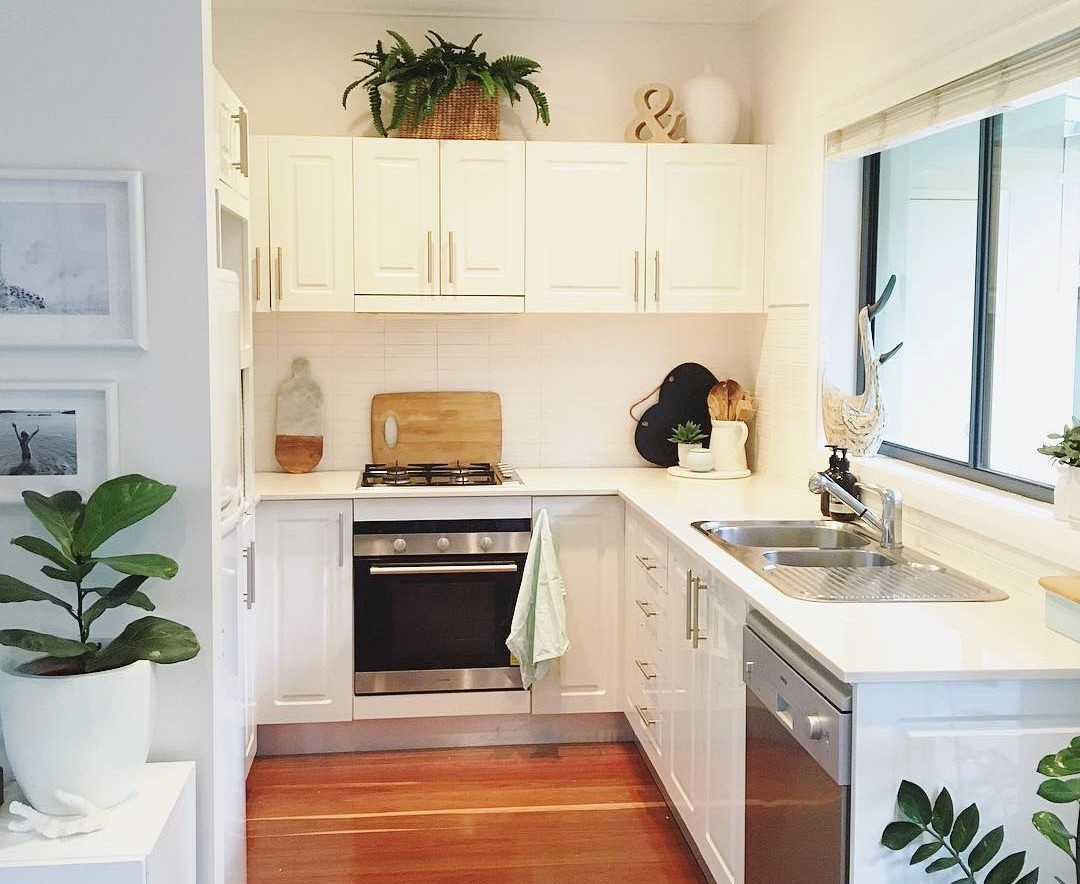 Desain  Dapur Kecil Ukuran 2x2 M Dekorhom