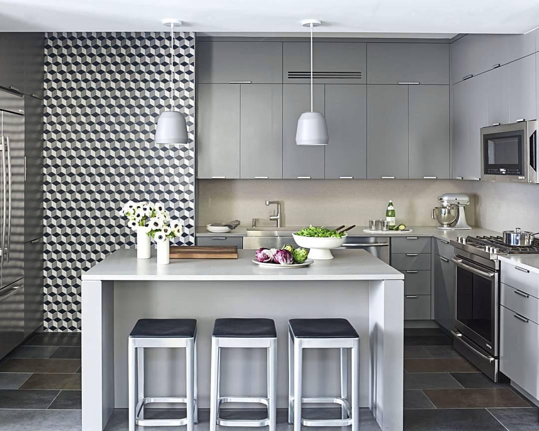 27 Desain Dapur Minimalis Modern Terbaru 2018 Dekor Rumah