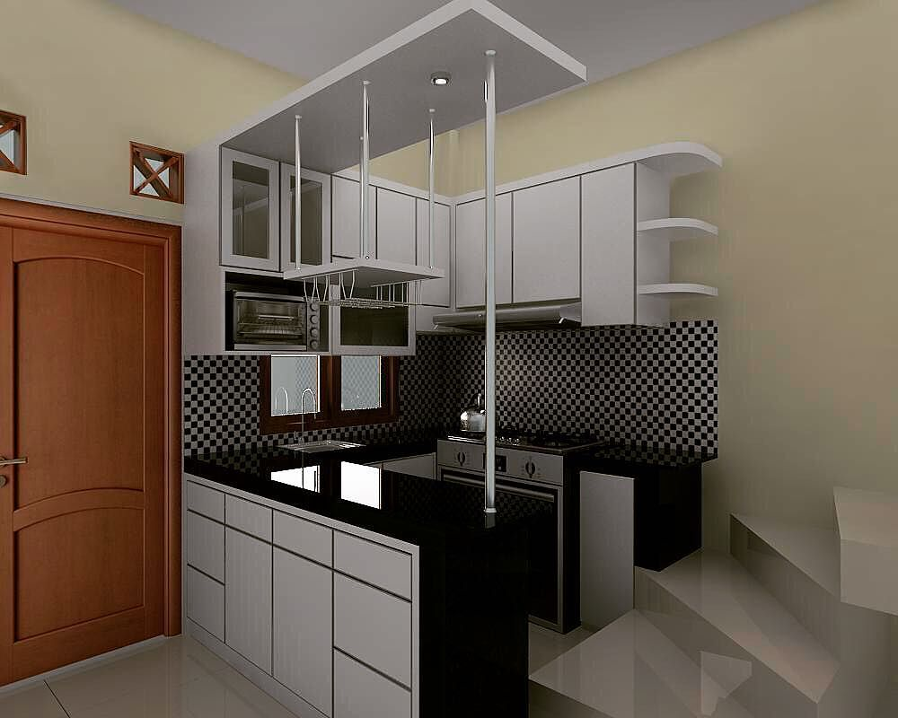 18 Model Dapur Sederhana Minimalis Dengan Kitchen Set Terbaru 2018