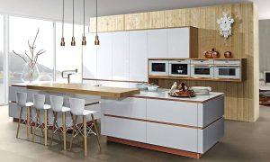 Desain Dapur Modern Mewah Minimalis