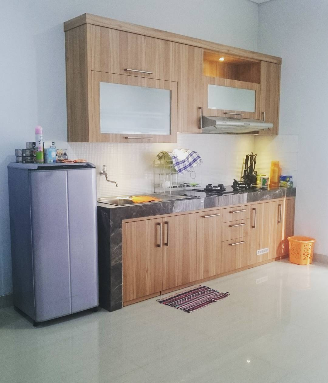 Kitchen Set Rumah Type 36: Dekorasi Dapur Yang Simple