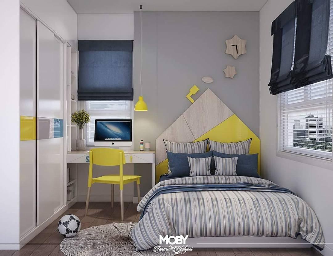 Desain interior kamar anak remaja desain rumah minimalis for Dekor kamar hotel buat ulang tahun