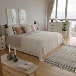 Desain Interior Kamar Tidur Apartement Minimalis