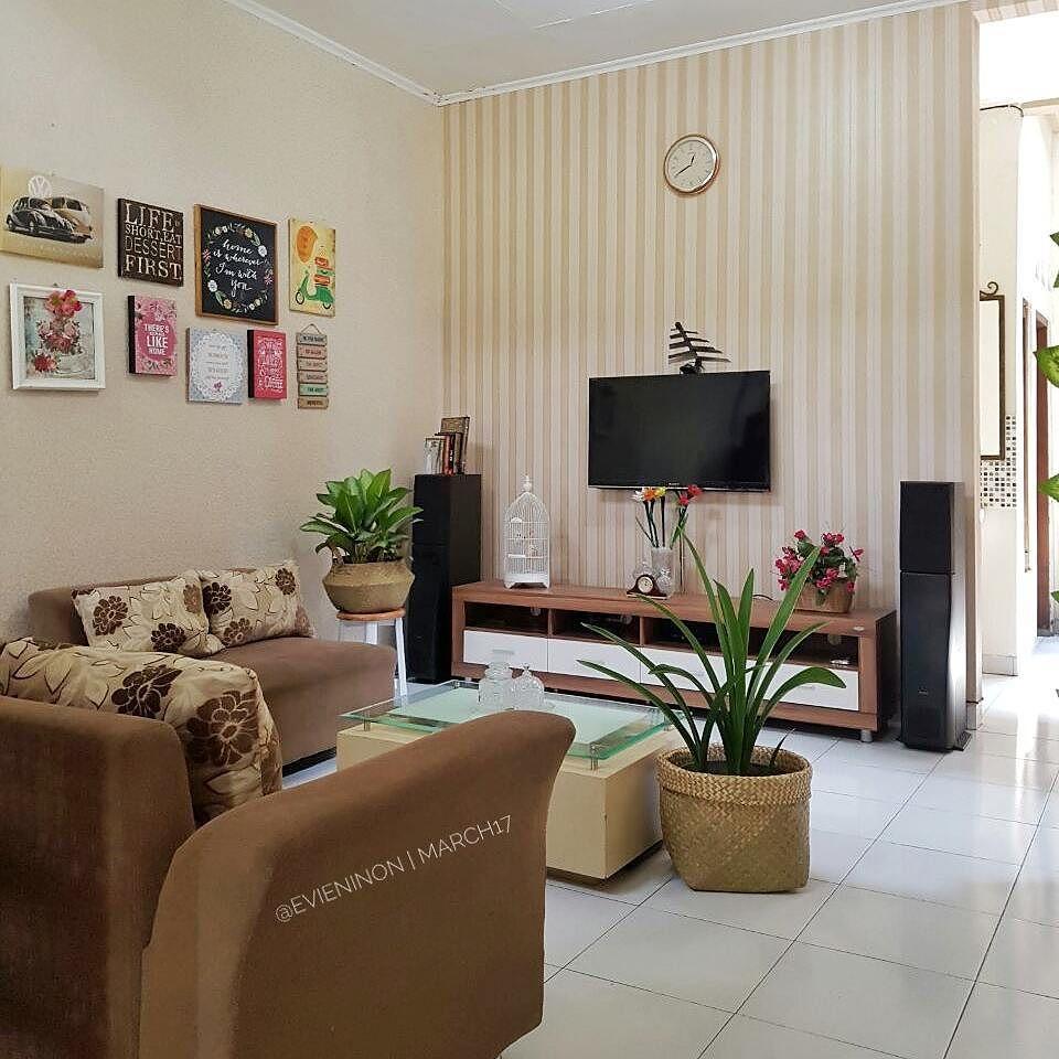 The gallery for Interior Ruang  Tamu Minimalis Sederhana