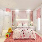 Desain Kamar Anak Perempuan Mewah