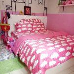 Desain Kamar Anak Perempuan Ukuran Kecil