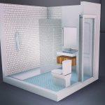 Desain Kamar Mandi Sederhana Terbaru
