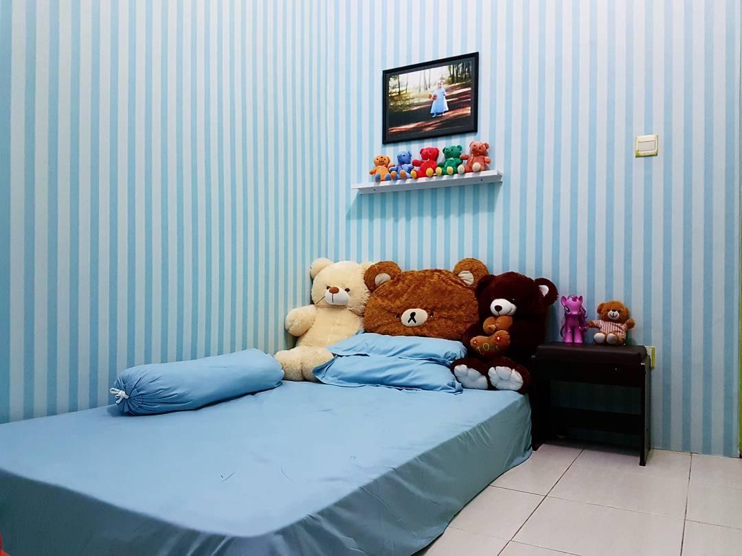 40 Desain Kamar Tidur Lesehan Sisi Rumah Minimalis