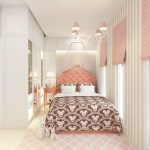 Desain Kamar Tidur Anak Perempuan Mewah Terbaru