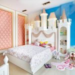 Desain Kamar Tidur Anak Perempuan Minimalis Mewah