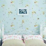 Desain Kamar Tidur Dengan Wallpaper Dinding Kamar Anak Perempuan
