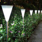 Desain Lampu Taman Minimalis