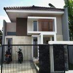 Desain Pagar Minimalis Rumah Minimalis Type 36 Terbaru