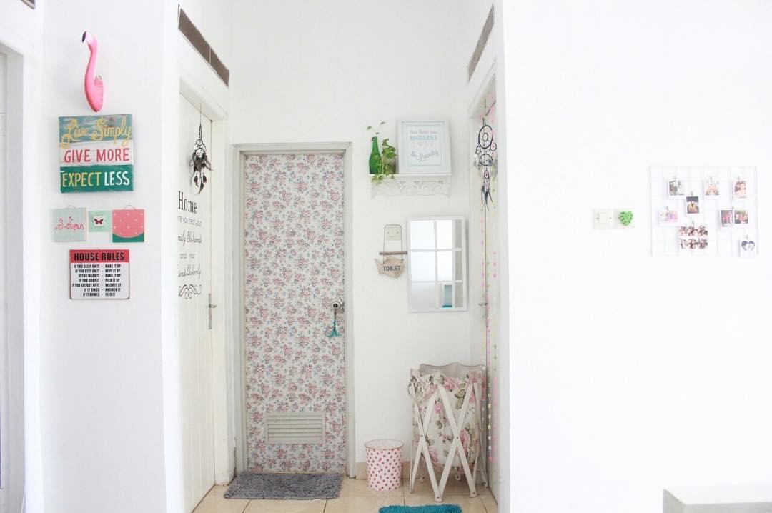 31 dekorasi kamar mandi minimalis makin unik cantik 2019 | dekor rumah