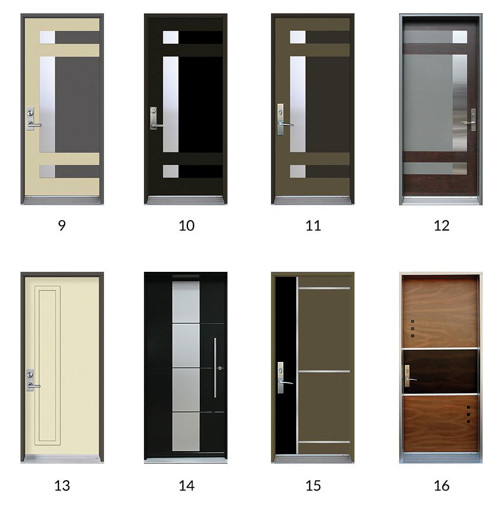 Desain Pintu Kamar Minimalis Modern Banyak Pilihan