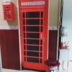 Desain Pintu Kamar Telephone