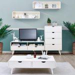 Desain Rak Tv Minimalis Untuk Ruang Tamu Atau Ruang Keluarga
