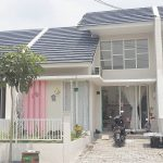 Desain Rumah Minimalis Type 36 1 Lantai Tampak Depan