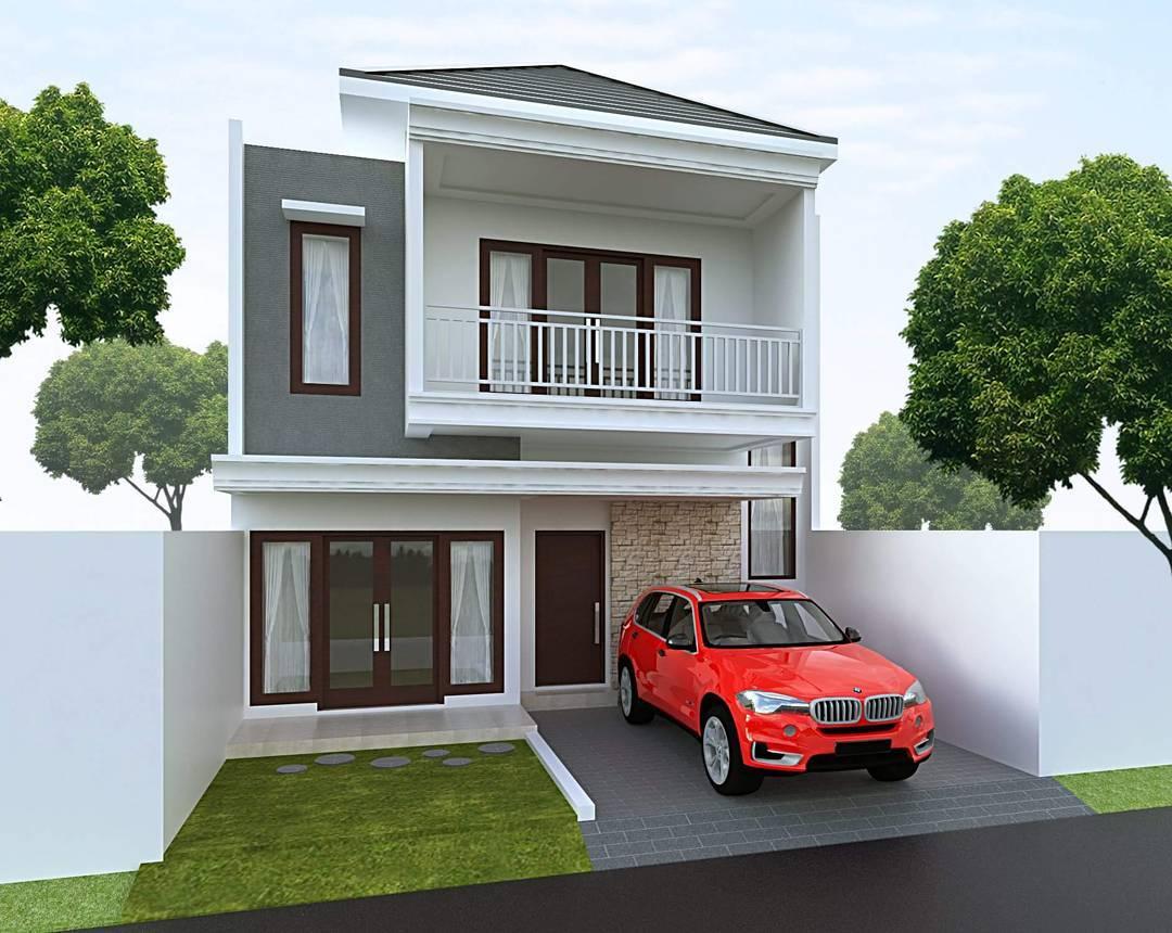 18 Desain Rumah Minimalis Type 36 Dan 45 Terbaru 2017 Dekor Rumah