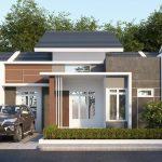 Desain Rumah Minimalis Type 45 1 Lantai