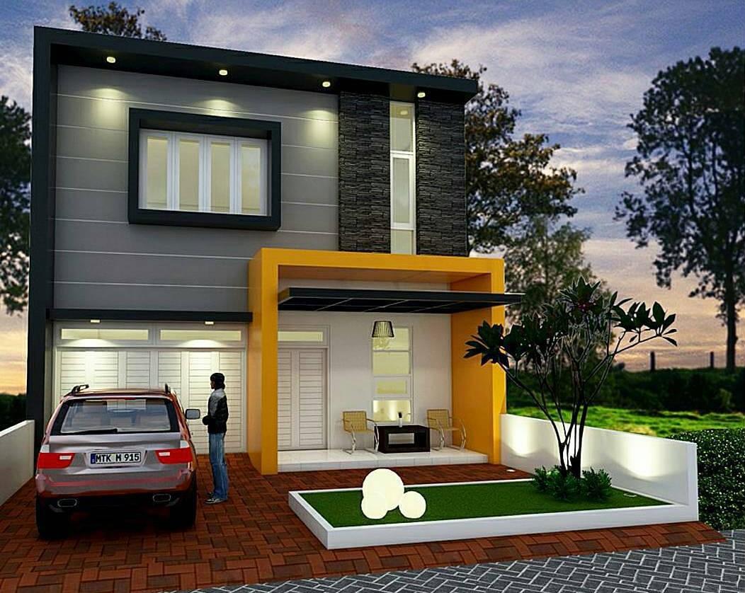 18 Desain Rumah Minimalis Type 36 Dan 45 Terbaru 2019 Dekor Rumah