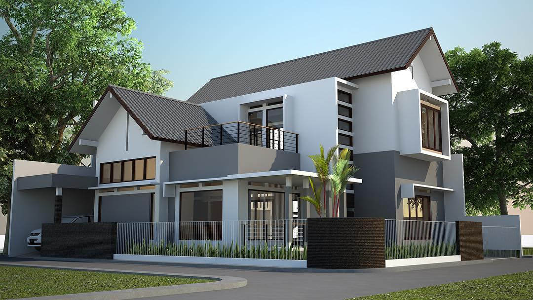 90  [ Desain Rumah Pintu Depan Menghadap Samping ]  Desain Tempat Usaha Berdasarkan Feng Shui