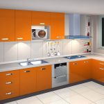 Design Kitchen Set Minimalis