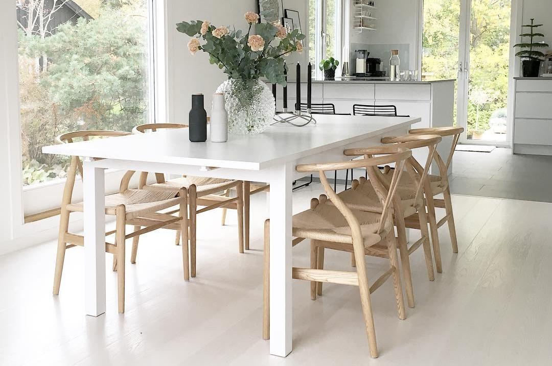 Gambar Model Meja Makan Terbaru Dengan Kursi Meja Makan Unik