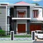 Gambar Rumah Sederhana Tapi Mewah 2 Lantai