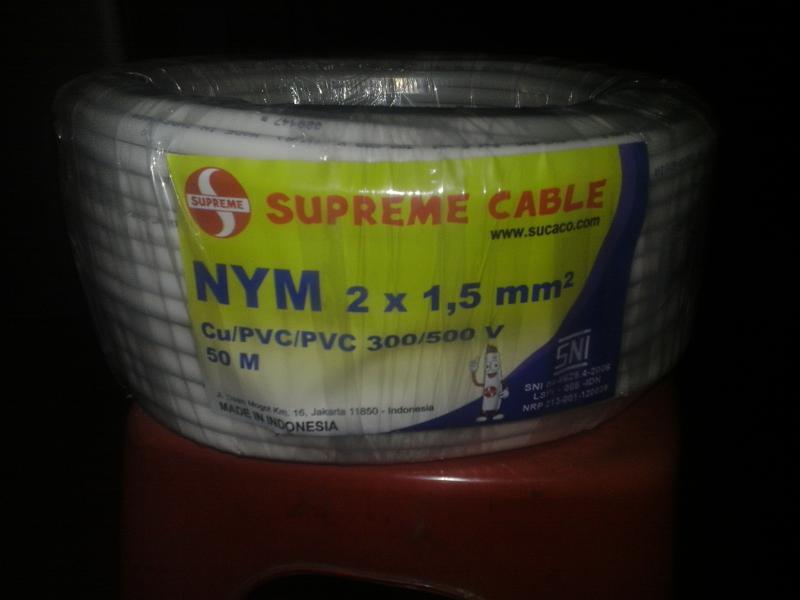 Harga Kabel Listrik NYM