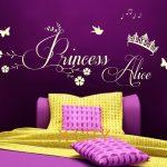 Hiasan Dinding Kamar Tidur Anak Dengan Sticker Dinding Terbaru