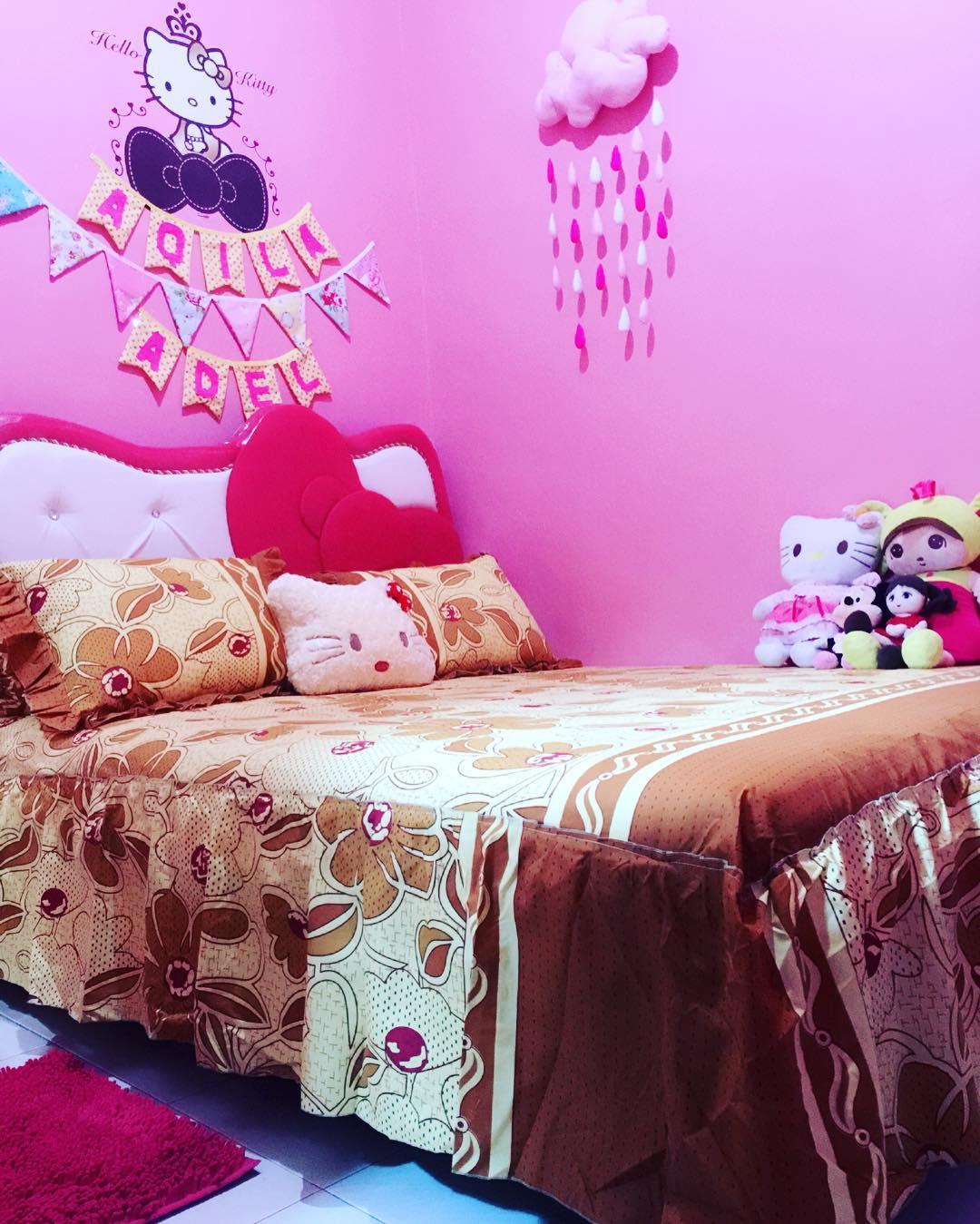 85 Hiasan Kamar Tidur Anak Perempuan Sisi Rumah Minimalis