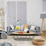 Interior Ruang Tamu Minimalis Mewah Modern