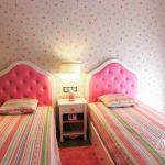 Kamar Anak Kembar Perempuan Minimalis Sederhana Simple