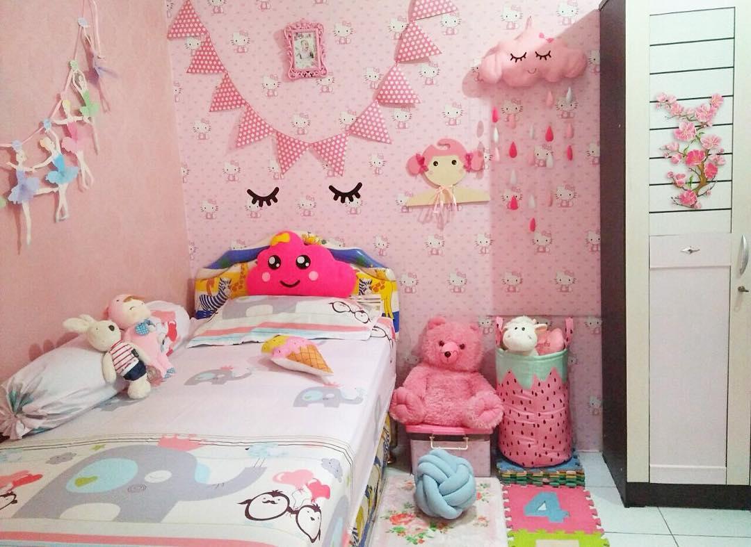 dekorasi kamar anak perempuan minimalis lagi n rend