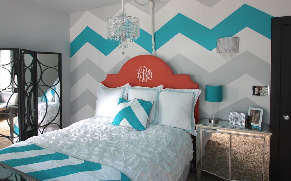 40 ide warna cat kamar tidur yang lagi ngetrend 2018 for Dekor kamar tidur hotel