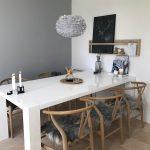 Meja Makan Sederhana Untuk Ruang Makan Minmalis Terbaru