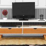 Meja Tv Ruang Keluarga Minimalis Terbaru