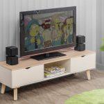 Meja Tv Unik Sebagai Perabot Ruang Tv Anda