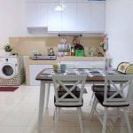 Model Dapur Minimalis Modern Menyatu Dengan Ruang Makan Terbaru